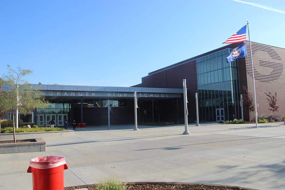 Granger High School is ready to welcome a fresh batch of students.