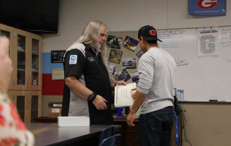 G-House Customs connects students to their future careers