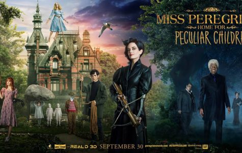 Miss Peregrine's Home for Peculiar Children: a movie of wonder
