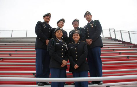 Lancers prepare for military service