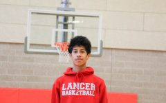 Jaydon Semeli makes the leap into Granger's variety basketball team