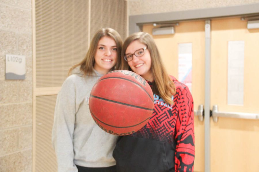 Cierra Olsen grows into a confident play on the court