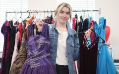 FCCLA rents prom dresses for those who don't want to buy