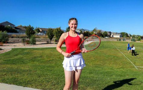 Girls tennis wins state academic award