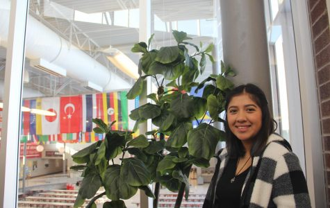 Anna Juarez wants to become more independent before starting college.