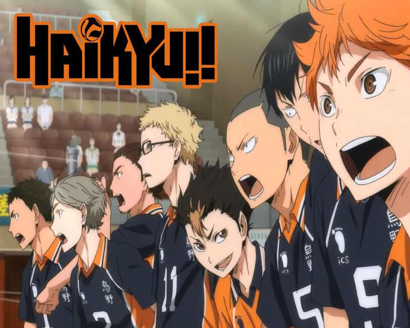 What's the hype about Haikyuu!!?