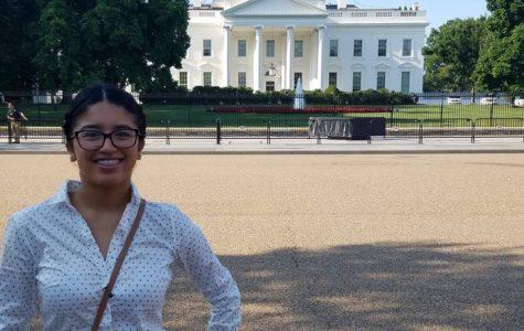 Granger graduate attends white house summit