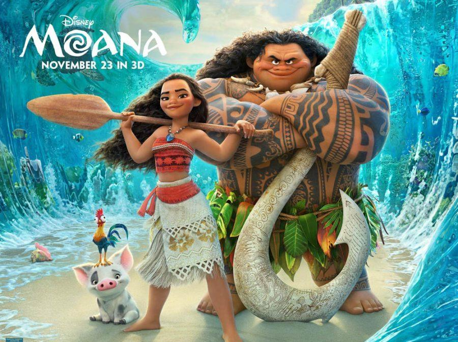 Moana is an excellent film about finding who you really are inside