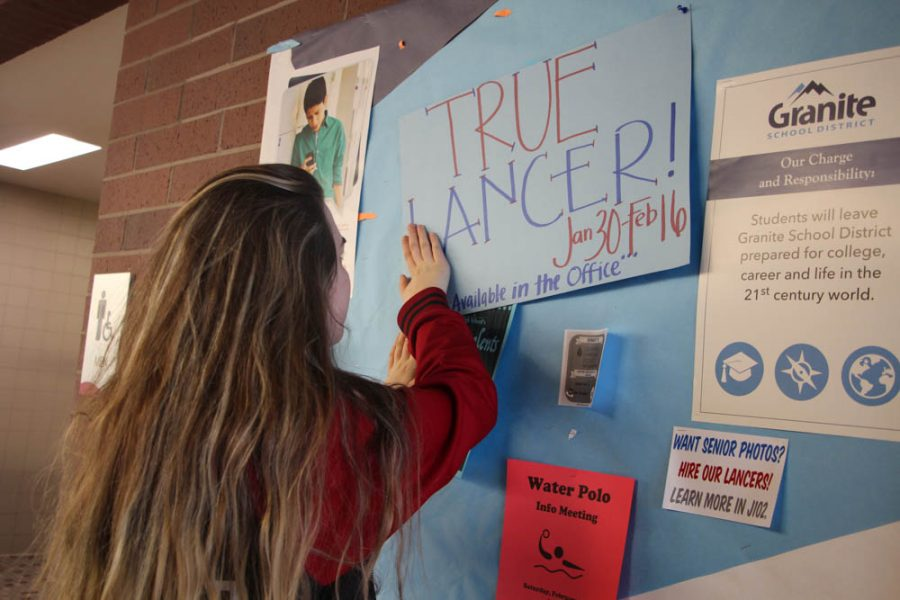Lancer Action Team represents Granger in a positive way