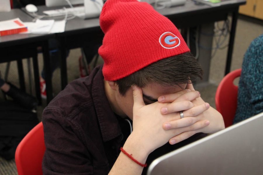 High School students are feeling stressed and don't know where to turn