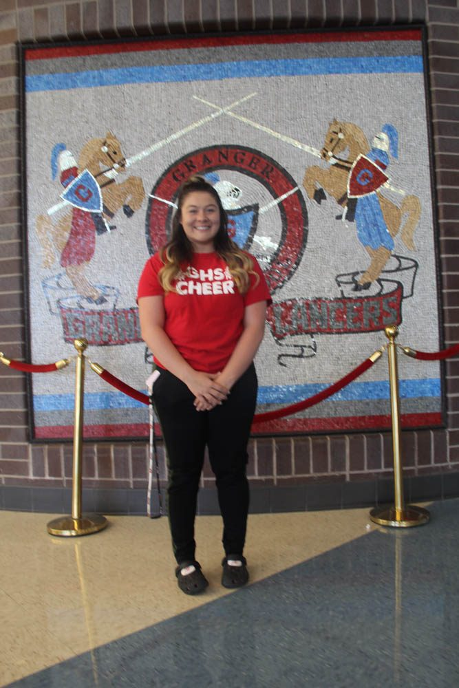 Granger Alumni make an impact locally and around the state