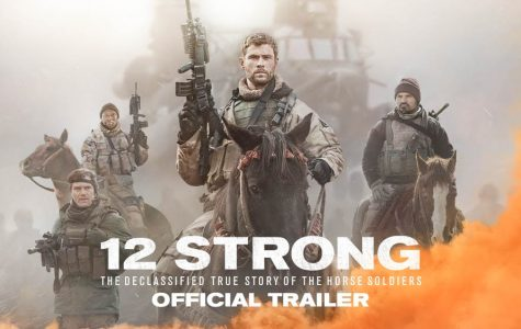 12 Strong based on real events