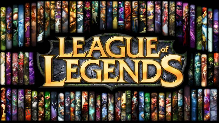 League of Legends brings mass variety