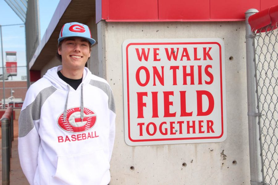 Connor Casaday is a stellar athlete and Sterling Scholar