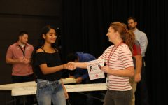 Super Lancers receive recognition by going above and beyond