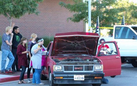 GHS/HHS Rivalry Car Show