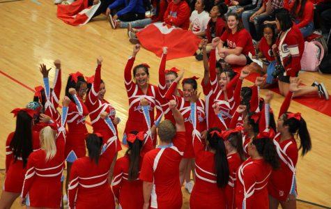Seniors win spirit bowl in close contest