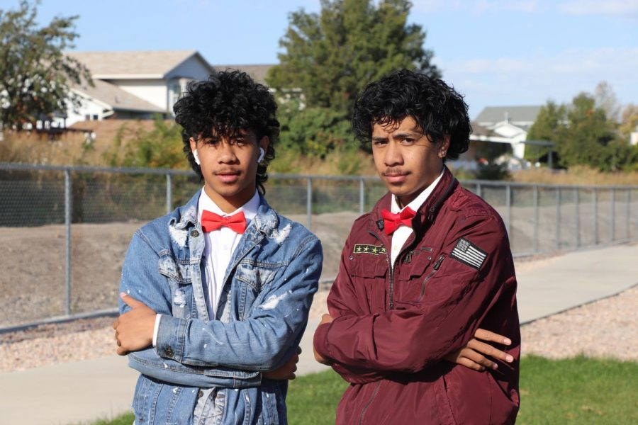 Jayden and Jeremiah Semeli have played basketball since they were three.