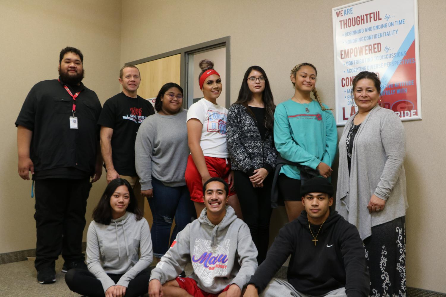 Several Granger High Pacific Islander students have been selected to participate in the U of U college of Education's Bridges Program